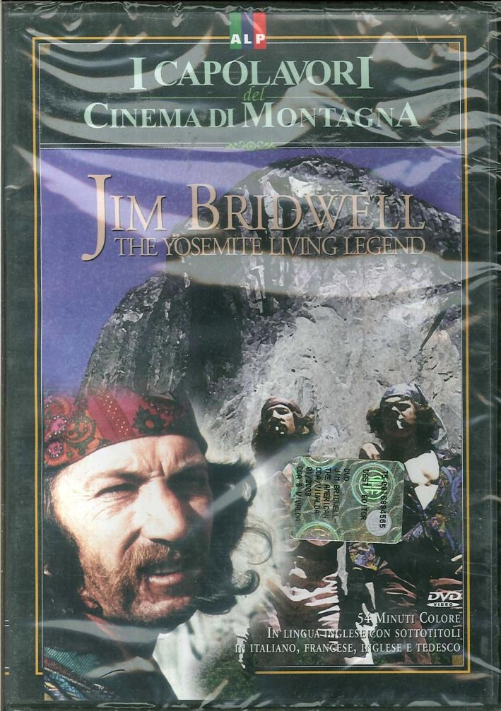 Jim Bridwell. The Yosemite Living Legend. I Capolavori del Cinema di Montagna. DVD