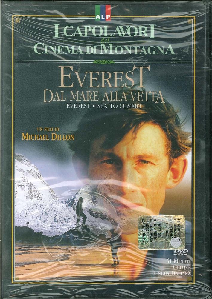 Everest dal mare alla vetta. I Capolavori del Cinema di Montagna - DVD.
