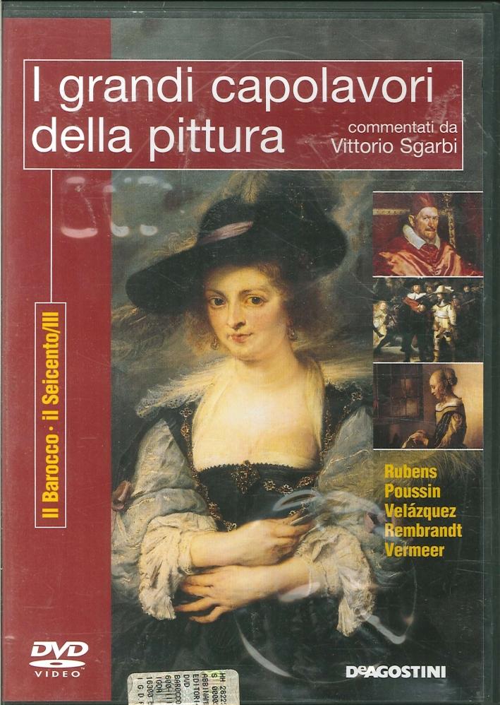 I Grandi Capolavori della Pittura. [DVD]. Il Barocco - Il seicento III.
