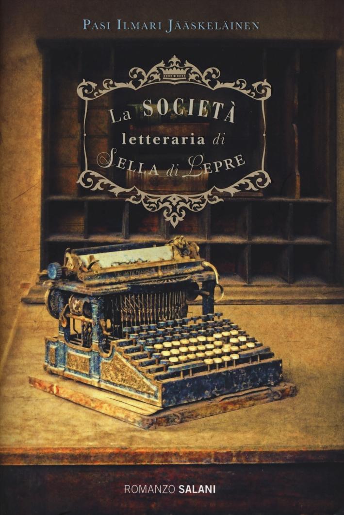 La società letteraria di Sella di Lepre.