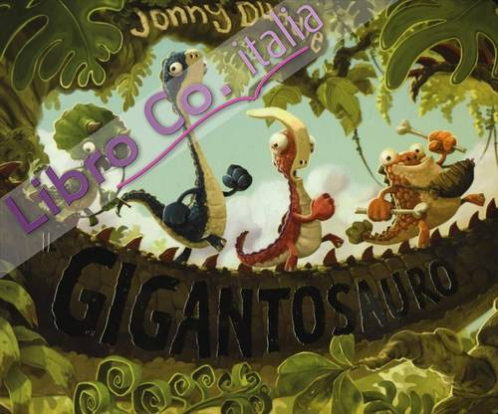 Gigantosauro.