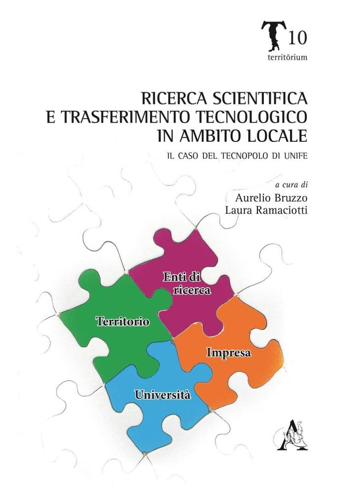 Ricerca scientifica e trasferimento tecnologico in ambito locale. Il caso del Tecnopolo di UNIFE.