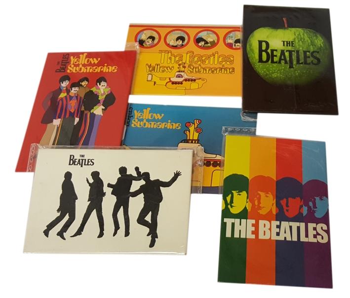 The Beatles. Magneti. Confezione 6 Blister.