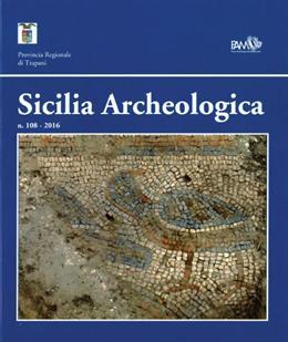 Sicilia Archeologica. 108. 2016.