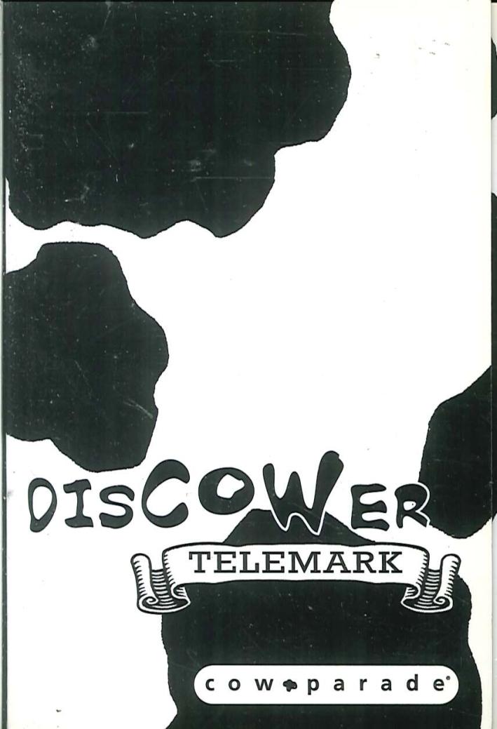 Discower - Telemark Taccuino Bianco