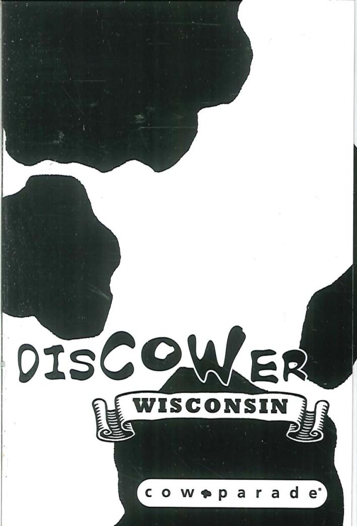 Discower - Wisconsin Taccuino Bianco.