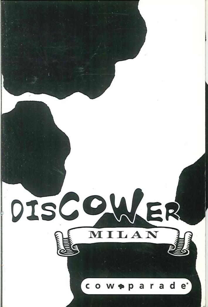 Discower - Milan Taccuino Bianco.