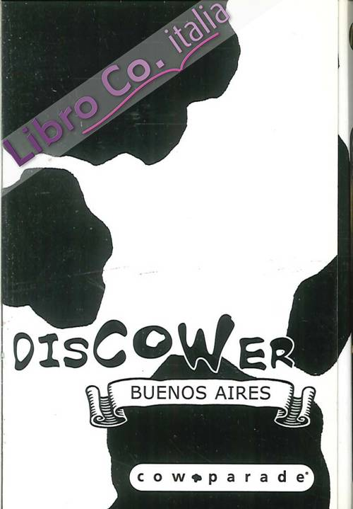 Discower - Buenos Aires Taccuino Bianco.