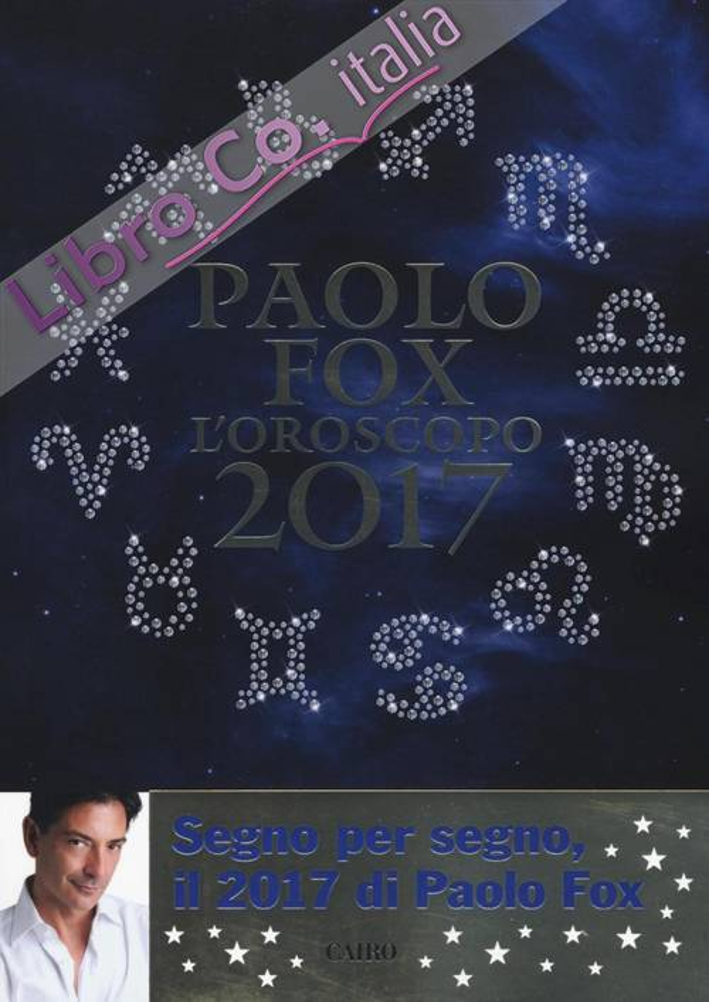 L'oroscopo 2017.