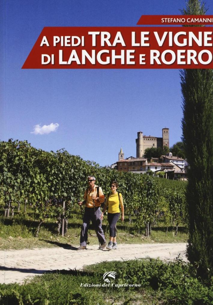 A piedi tra le vigne di Langhe e Roero.
