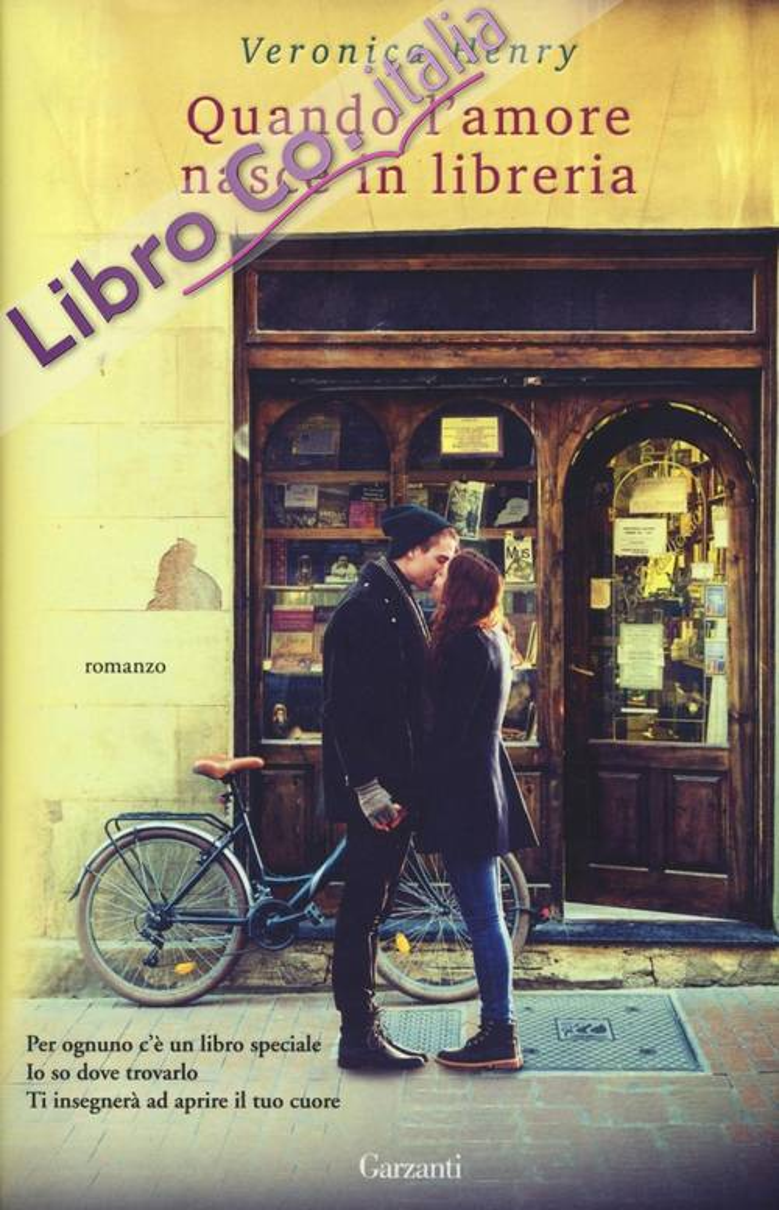 Quando l'amore nasce in libreria.