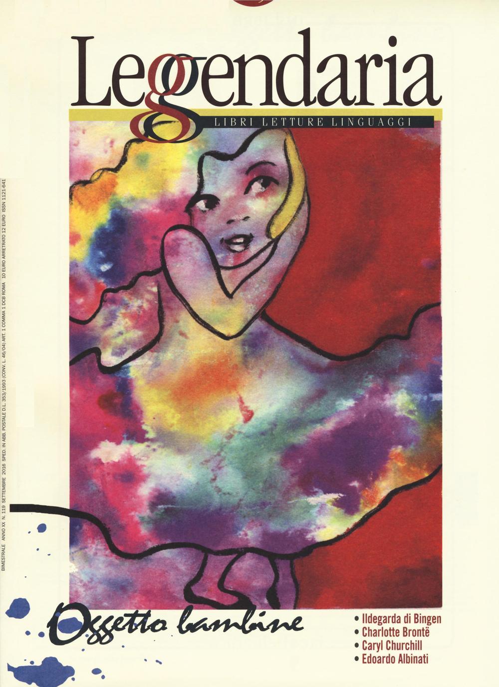 Leggendaria. Vol. 119: Oggetto bambine