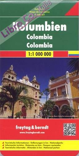 Colombia 1:1.000.000