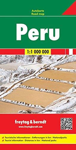 Peru 1:1.000.000.