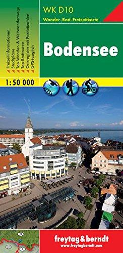 Lake Constance 1:50.000.