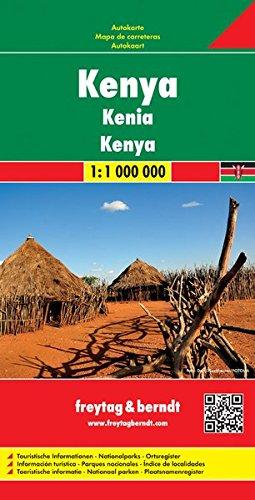 Kenya 1:1.000.000