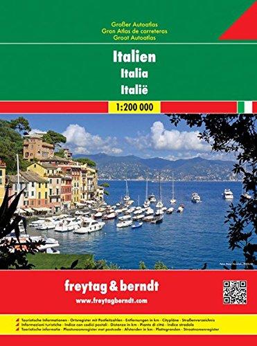 Italy 1:200.000