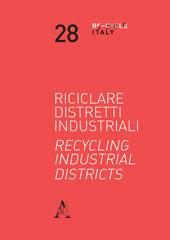 Riciclare distretti industriali. Insediamenti, infrastrutture e paesaggi a Sassuolo.