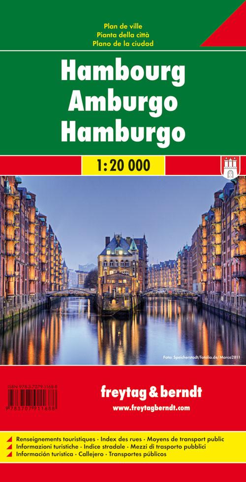 Hamburg 1:20.000