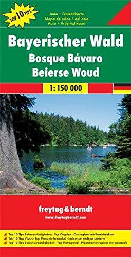 Bavarian forest 1:150.000