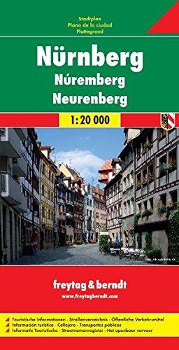 Nuremberg 1:20.000.
