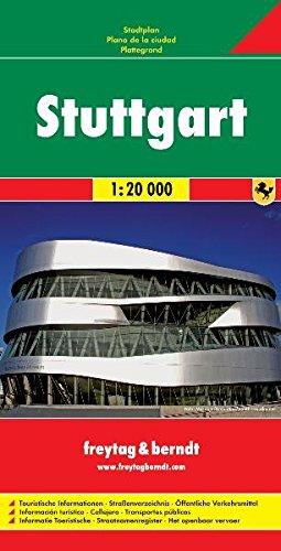 Stuttgart 1:20.000