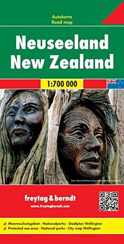 Neuseeland 1:700.000