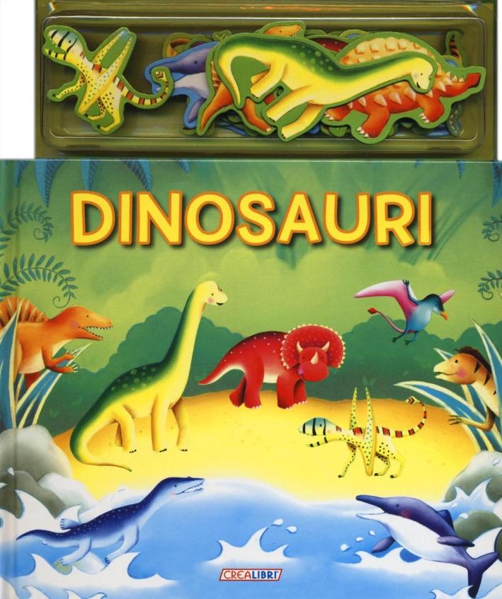 Dinosauri. Con magneti. Ediz. illustrata. Con Prodotti vari