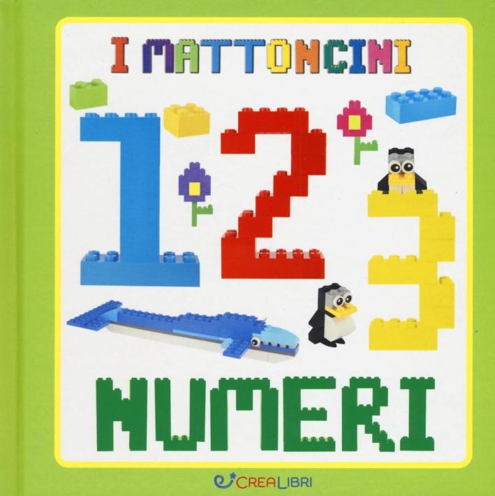 1 2 3 numeri. Ediz. a colori