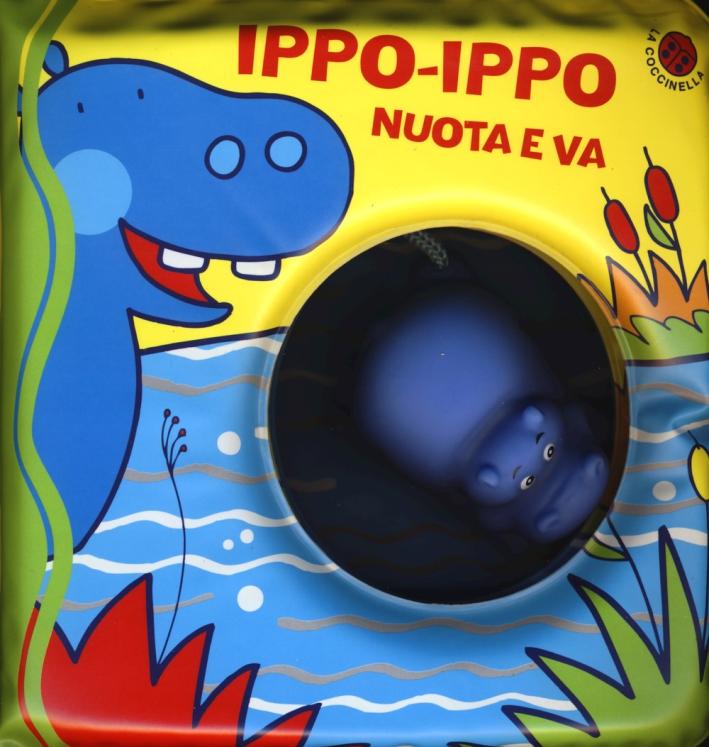 Ippo-Ippo nuota e va. Con gadget.
