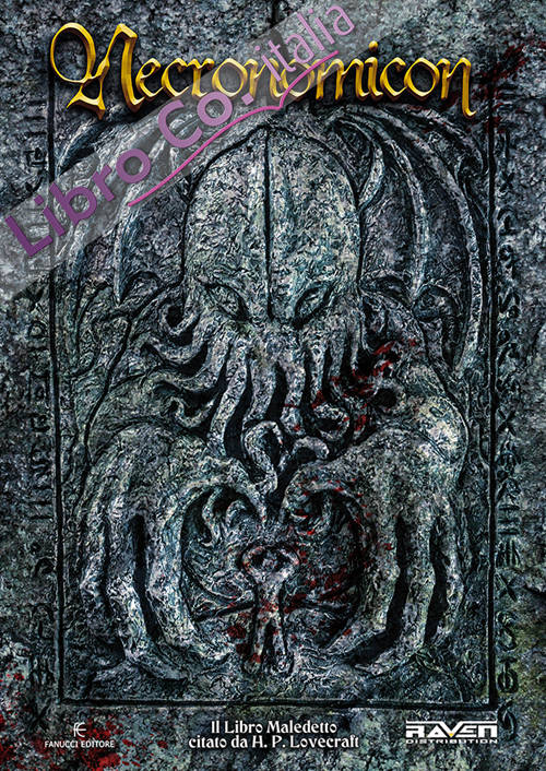 Necronomicon. Il libro maledetto citato da H. P. Lovecraft.