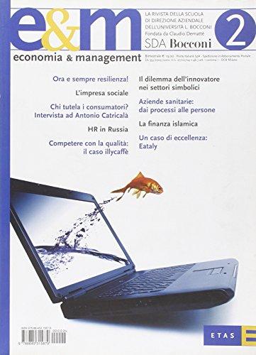 Economia & management. Vol. 2