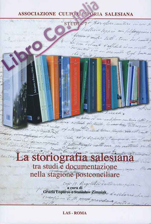 Storiografia salesiana.