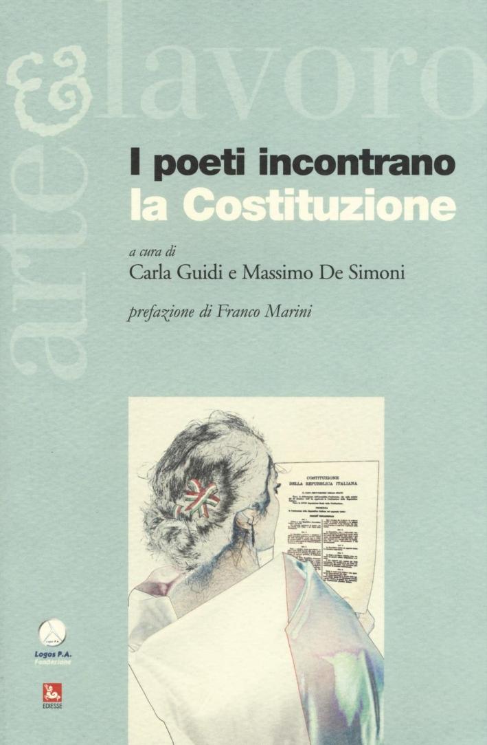 I poeti incontrano la Costituzione.
