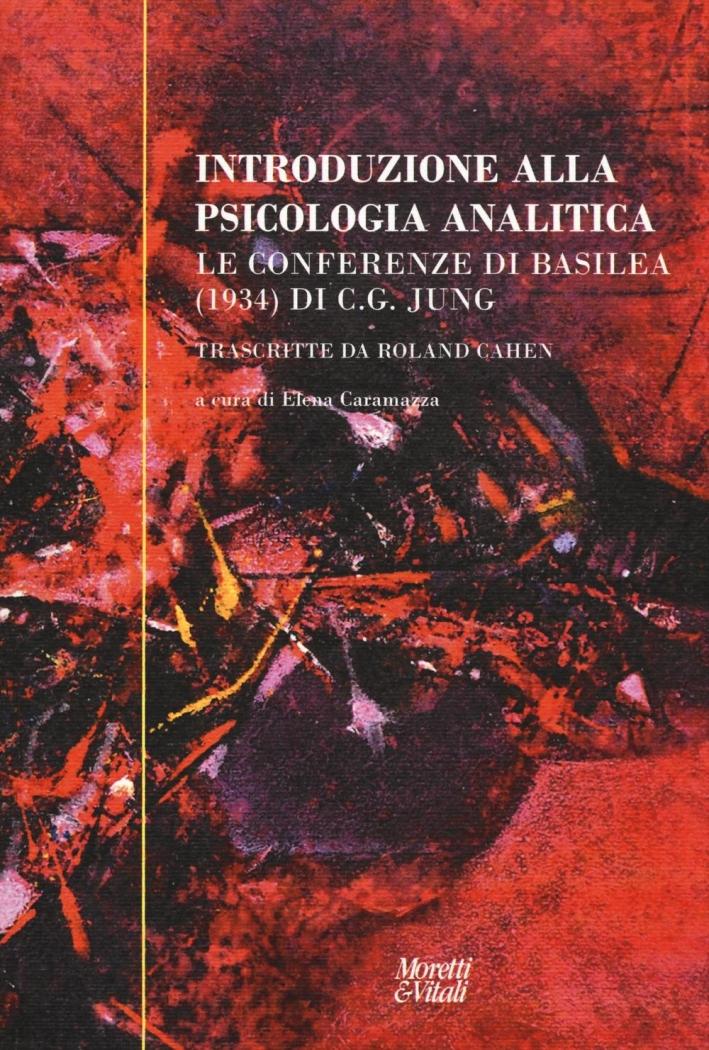 Introduzione alla psicologia analitica.