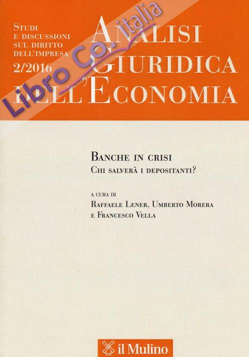Analisi giuridica dell'economia (2016). Vol. 2