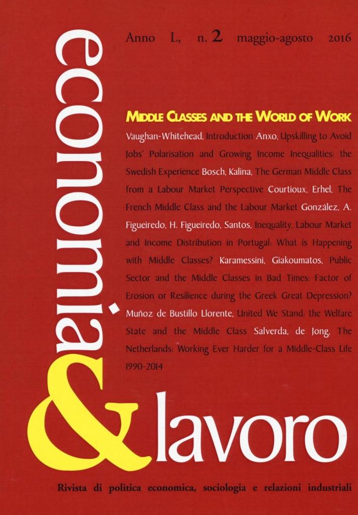 Economia & lavoro. Vol. 2.
