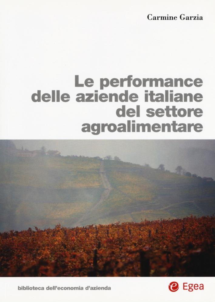 Performance aziende italiane settore agro.