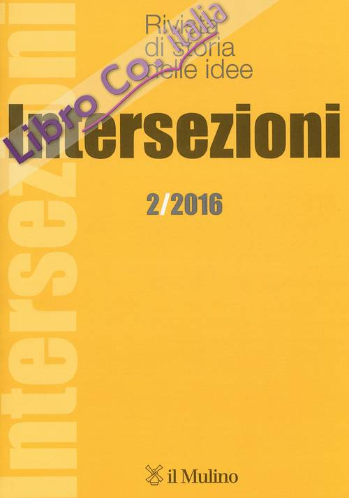 Intersezioni (2016). Vol. 2: Agosto