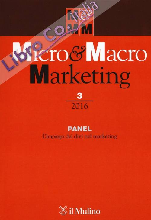 Micro & macro marketing (2016). Vol. 3
