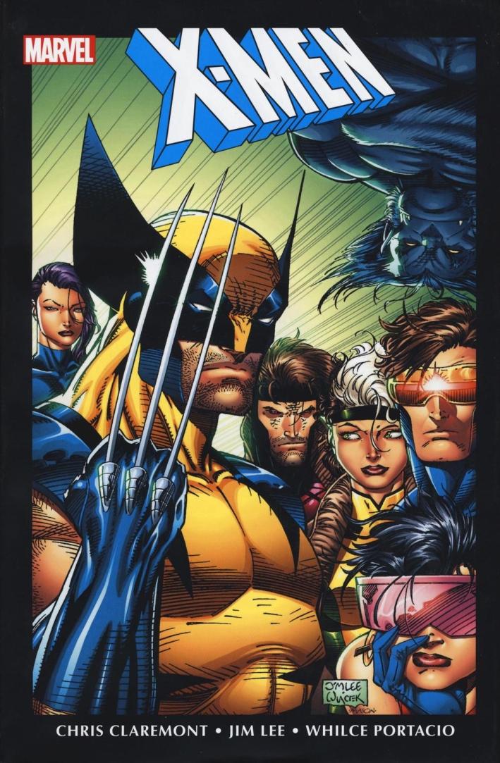 X-Men. Marvel Omnibus. Vol. 3.