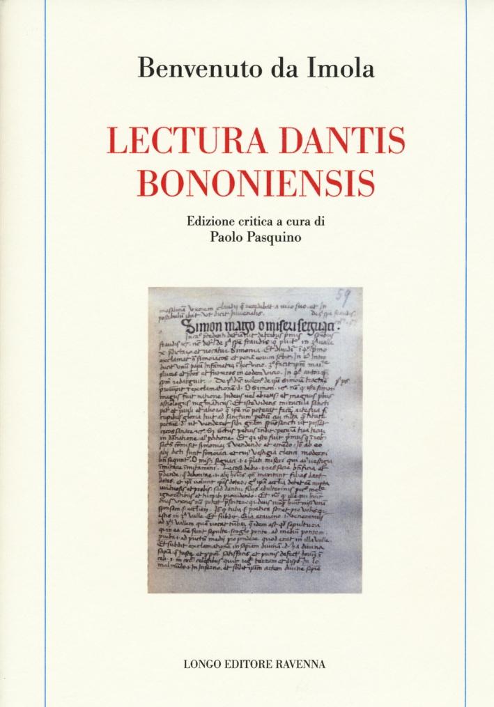 Lectura Dantis Bononiensis.