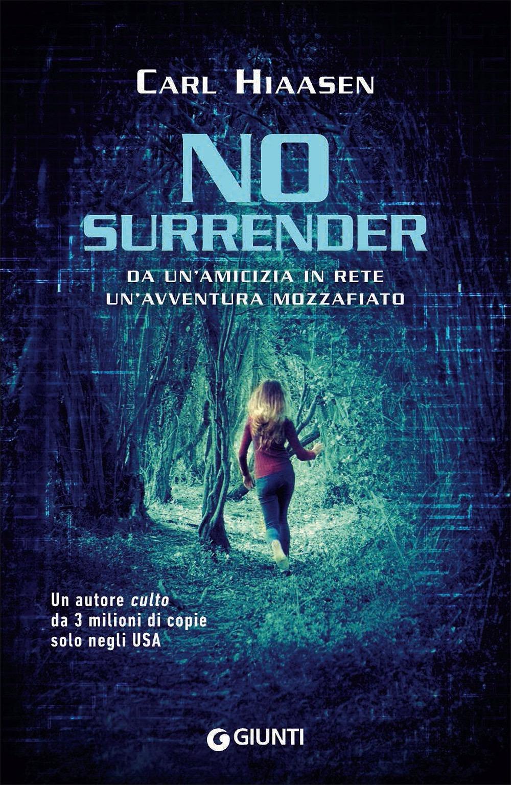 Skink. No surrender.