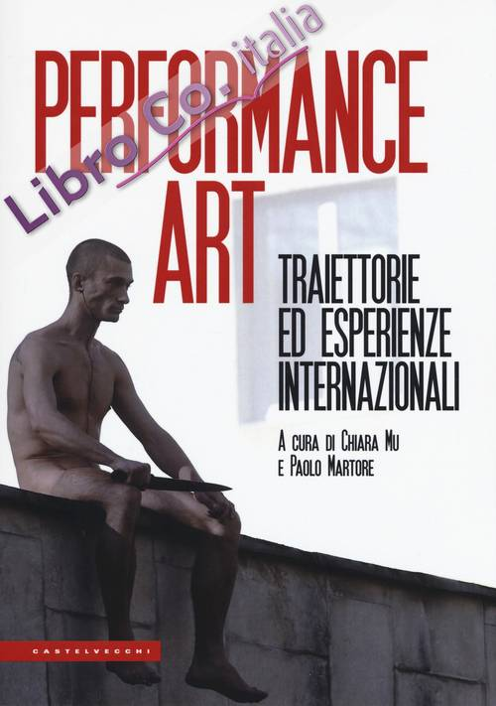 Performance art. Traiettorie ed esperienze internazionali