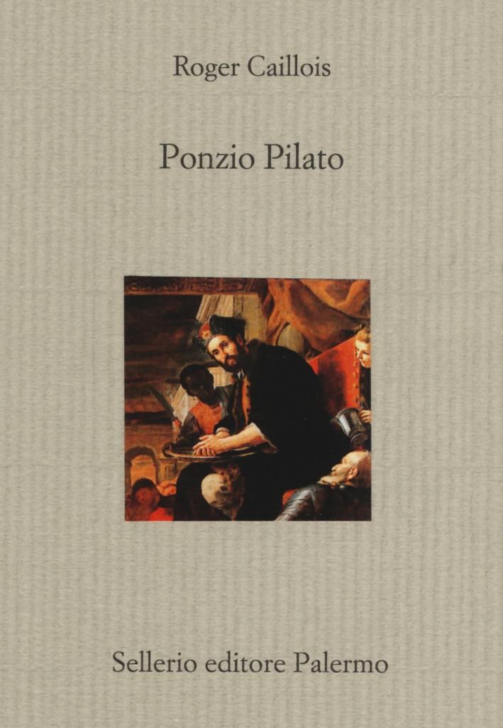 Ponzio Pilato.