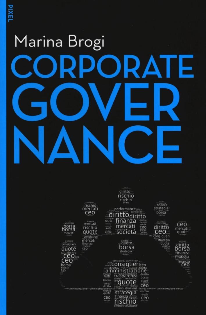 Corporate governance. Con aggiornamento online. Con e-book