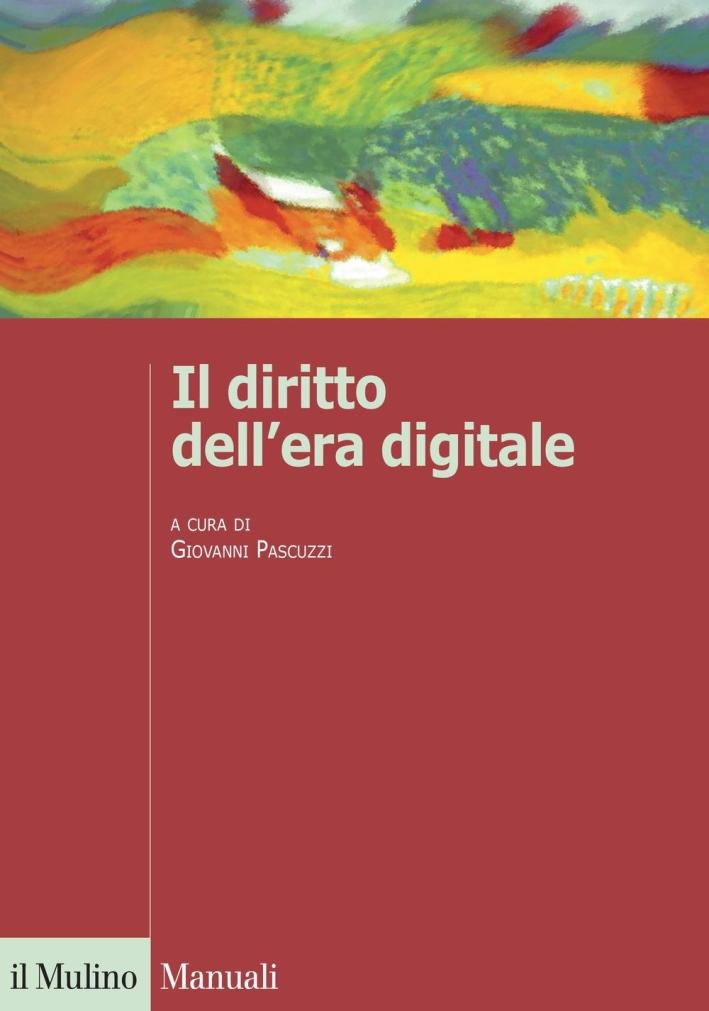 Il diritto nell'era digitale.
