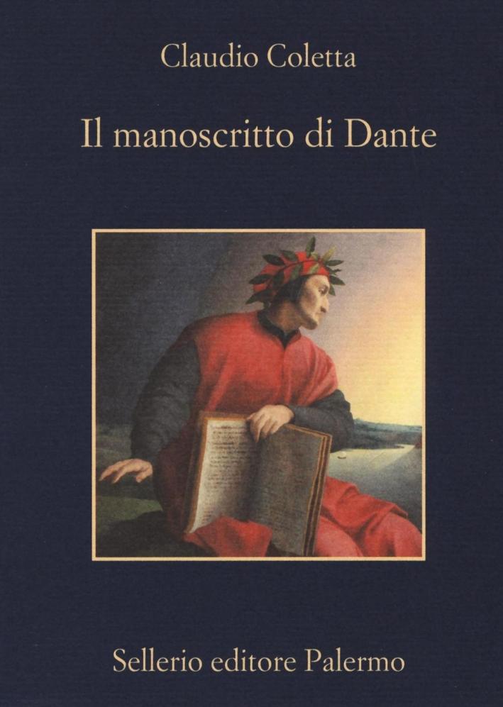 Il manoscritto di Dante.