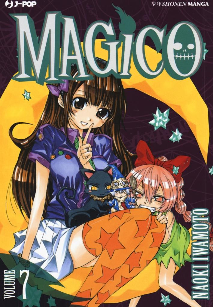 Magico. Vol. 7.