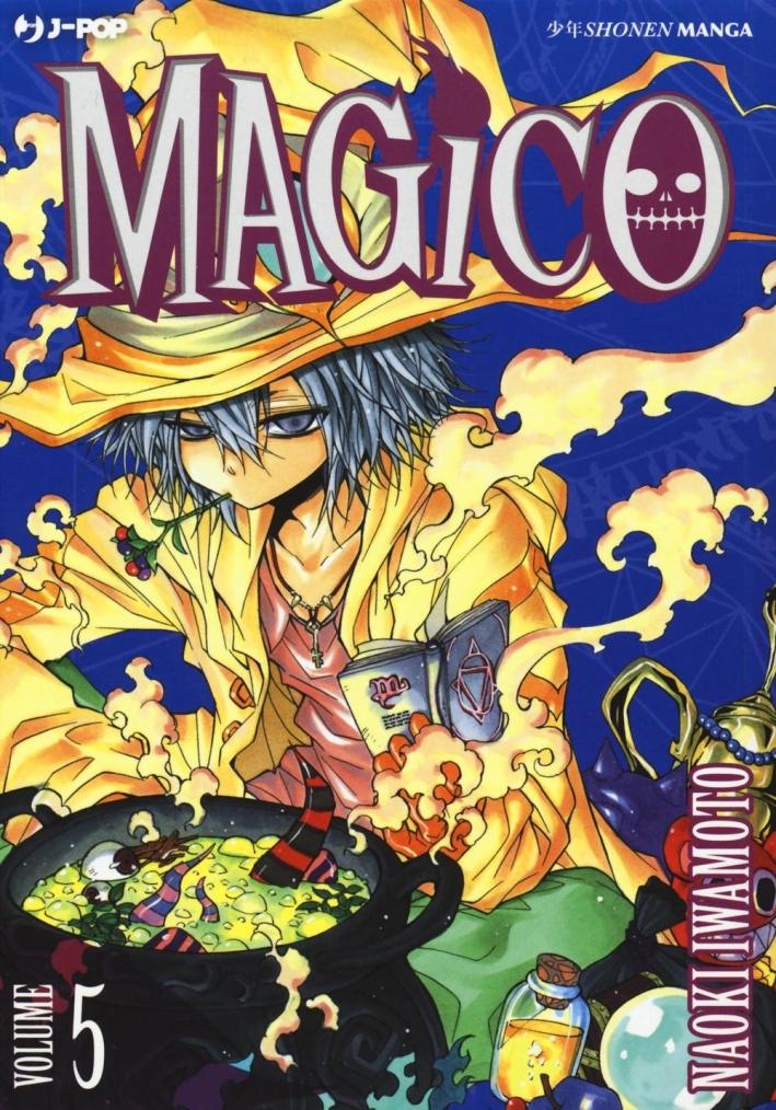 Magico. Vol. 5.